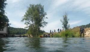Boot umsetzten