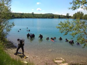 Ausbildung am See
